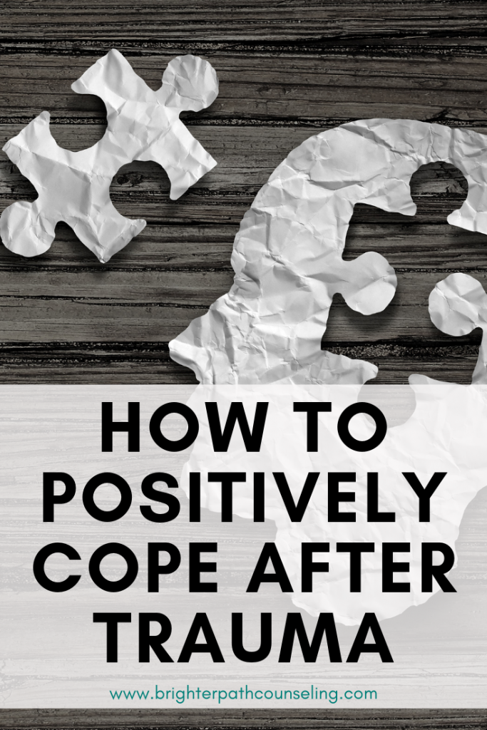 Learning how to cope with trauma can be an uphill battle, but it is absolutely possible. Read on for the effects of trauma and how to positively cope... #trauma #mentalhealth #traumaawareness #aces #mentalhealth #copingskills #ptsd