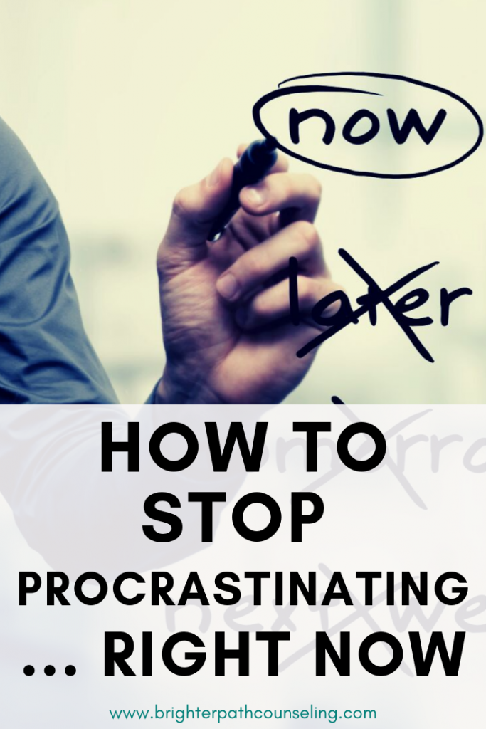It's easy to get sucked into procrastinating, but it's not because of laziness.  Learn more about why you procrastinate and how to stop procrastinating. #doitnow #stopprocrastinating #procrasination #getitdone #motivation #personaldevelopment