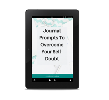 Journal Prompts To Overcome Your Self-Doubt
