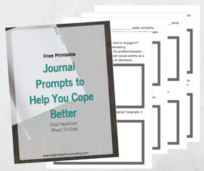Free Journal Prompts to Help You Cope Better