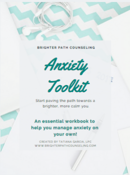 Free Anxiety Toolkit