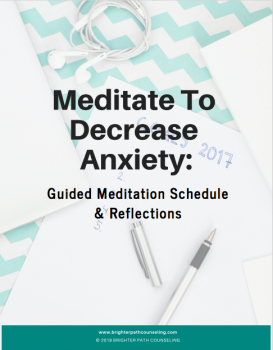 Meditate To Decrease Anxiety